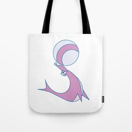 Uppercase S, no border Tote Bag