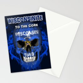 To The Core Collection: Wisconsin Stationery Cards