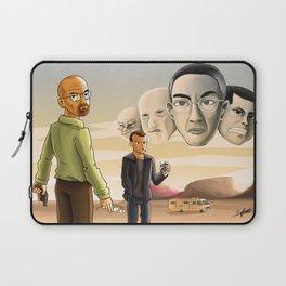 Breaking Bad: Walter's Adversaries  Laptop Sleeve