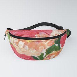 Flower Therapy Fanny Pack