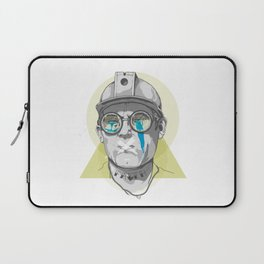 Ready to Heal Laptop Sleeve