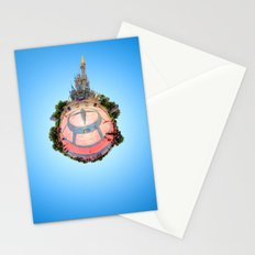Cinderella Castle in the #DisneyGalaxy Stationery Cards