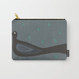crying bird Carry-All Pouch