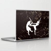 ninja Laptop & iPad Skins featuring Ninja by TrueLoveStory