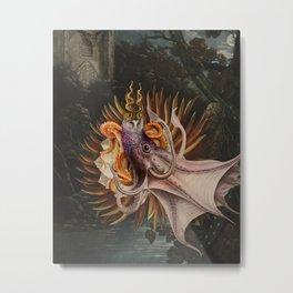 Cactus grandiflorus Metal Print