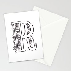 R is for Stationery Cards