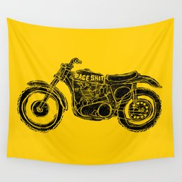 race shit Wall Tapestry