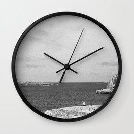 Smögen Wall Clock
