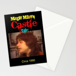 Magic Mike's Castle (Retro 1990 Version) Stationery Cards