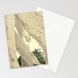 TWIGGY PICKING UP LEAVES LOL Stationery Cards