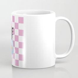 Pineapple Fish II Coffee Mug