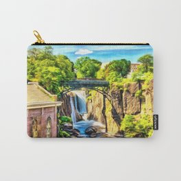 Paterson Great Falls in National Historical Park Carry-All Pouch