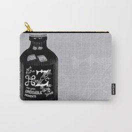 Command Z, The Cure by Austin Moore Carry-All Pouch