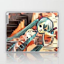 The Sentient Ship Laptop & iPad Skin