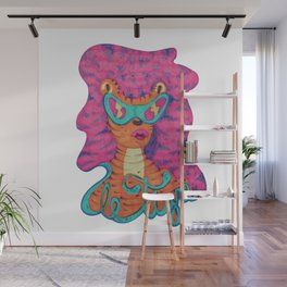 le tigra Wall Mural