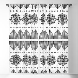 Indian Designs 212 Blackout Curtain
