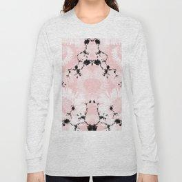 Pink Boheme Long Sleeve T-shirt