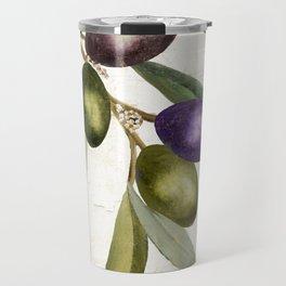 Olive Branch I Travel Mug