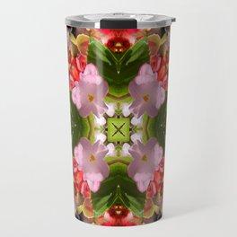 Love of Begonias... Travel Mug