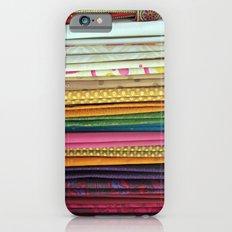 indian sarees iPhone 6s Slim Case