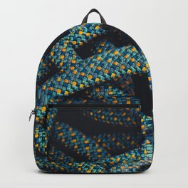 CLIMBING ROPE TEXTURE Backpack
