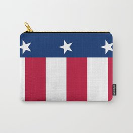 State flag of Texas, official banner orientation Carry-All Pouch