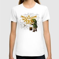 banksy T-shirts featuring Link Banksy by le.duc