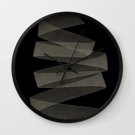 Abstract forms 56 Wall Clock