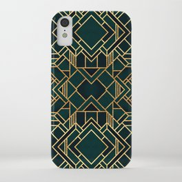 Art Deco 2 iPhone Case