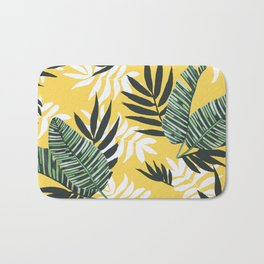 Hot tropical summer Bath Mat