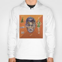 pilot Hoodies featuring Pilot by Terry Luc