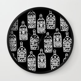 Time for a brew? Potions Wall Clock