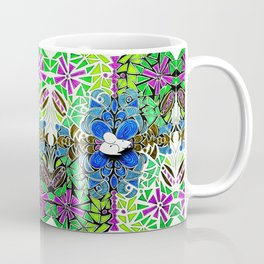 Symmetrical Mouse (-106) Coffee Mug