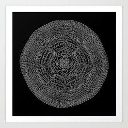 Envisioning Art Print