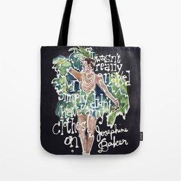 Josephine Baker Tote Bag