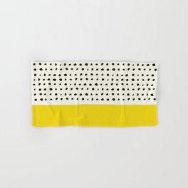 Sunshine x Dots Hand & Bath Towel
