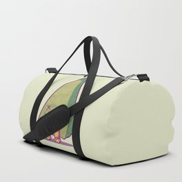 Zombie Triangle Duffle Bag