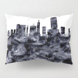 San Francisco Skyline California Pillow Sham