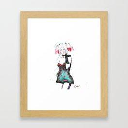 harlie D Framed Art Print