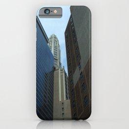 Highrises iPhone Case