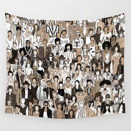 Tokyo Punks Vintage Years Wall Tapestry