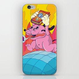 pichicho to the world! iPhone Skin
