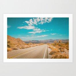 Road Trip II Art Print