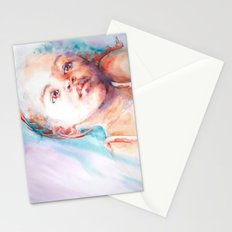 In Silence Stationery Cards