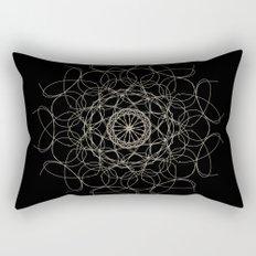 mandala - floral 2 Rectangular Pillow