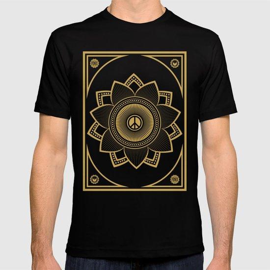 Peace Lotus T-shirt