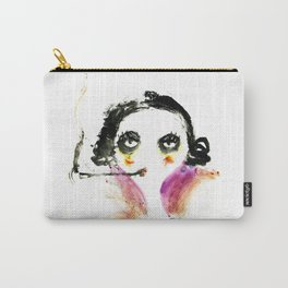 Mme Zuzu Carry-All Pouch