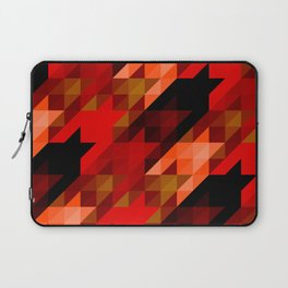 hellhoundstooth Laptop Sleeve