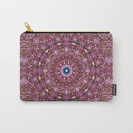 Floral Core Carry-All Pouch