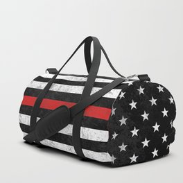 Thin Red Line Duffle Bag